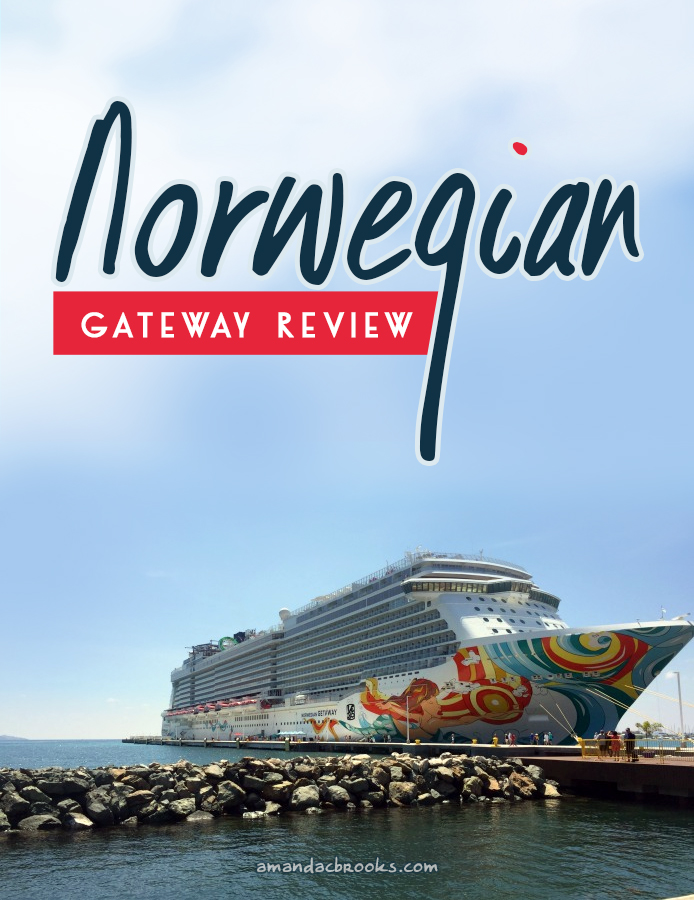 A review of the Norwegian Getaway - what to expect onboard from the ropes course to entertainment