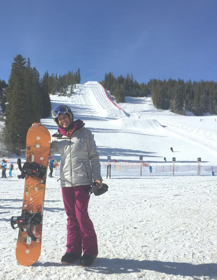 What I wish I'd known before my first day snowboarding