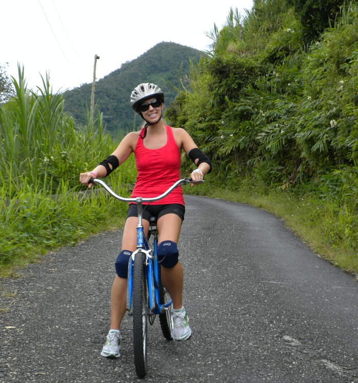 Blue Mountain Biking Tour in Jamaica