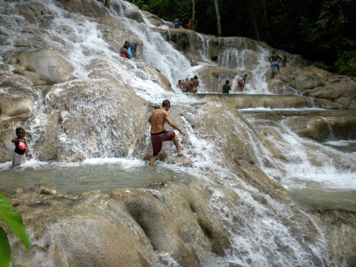Dunn River Falls Tour in Jamaica