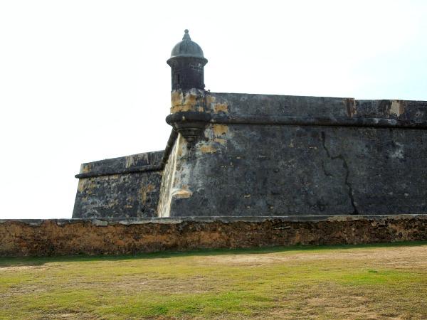El Morro in Old San Juan Puerto Rico
