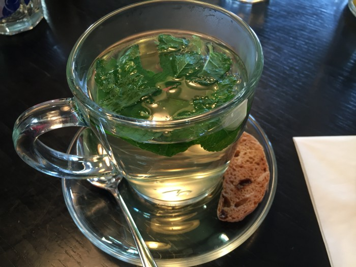 Nana the mint tea of Israel